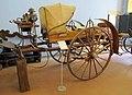 San miniato, museo della misericordia, ambulanza a cavalli, 1890 ca..JPG