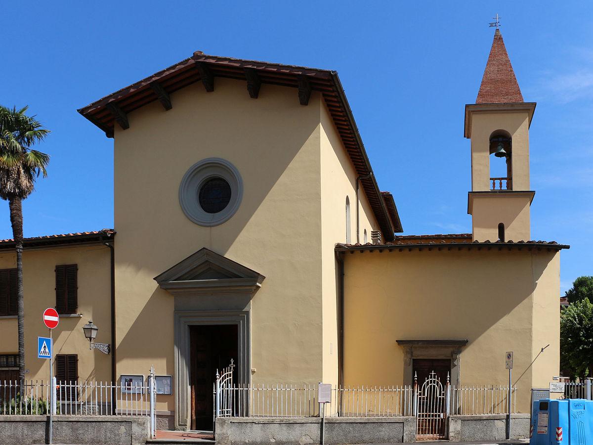 Chiesa di San Quirico a Legnaia - Wikipedia