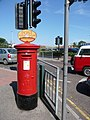 Sandbanks, postbox No. BH13 239 - geograph.org.uk - 1444903.jpg