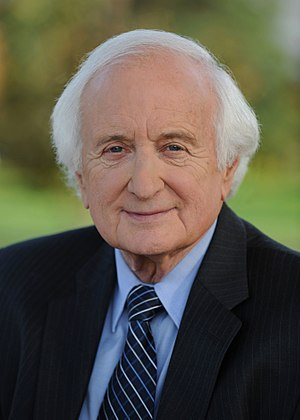 Michigan's 17th congressional district - Image: Sander Levin, Official Portrait