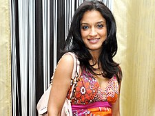 Sandhya Mridul at an event at Koh hosted by Shruti Seth 06.jpg
