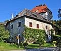 Sankt Georgen am Laengsee Drasendorf Auf der Peintn Gut Grub Wuchererschloessl 5102006 655.jpg