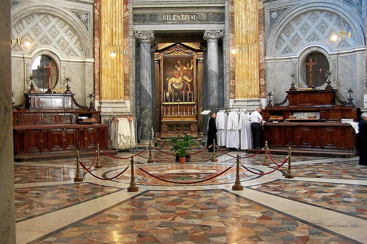 Sagrestia Di San Pietro In Vaticano Wikipedia