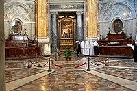 Sacristía de la basílica San Pedro Vaticano