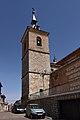 Santa Cruz del Retamar, Iglesia parroquial, torre.jpg