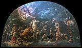 Santa Giustina (Padua) - Conversion of St. Paul by Gaspare Diziani.jpg