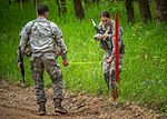 Sapper like a Girl; 326th Sapper Eagle first female to finish competition (Image 1 of 4) 160420-A-WN220-044.jpg