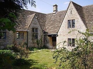 Sapperton, Gloucestershire Human settlement in England