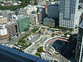Sapporo station north mae.JPG