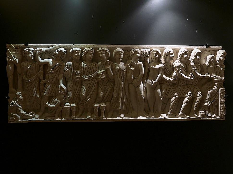 Sarcófago paleocristiano de Layos, Toledo