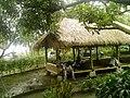 """Saung resto pepes Bendung Walahar """" - panoramio.jpg"""
