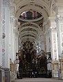Schöntal - Interior of Abbey Church 19600704.jpg