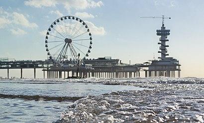 Hoe gaan naar Scheveningse Pier met het openbaar vervoer - Over de plek