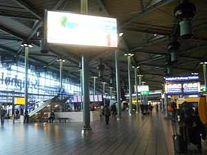 Amsterdam Airport To Grand Hotel Downtown