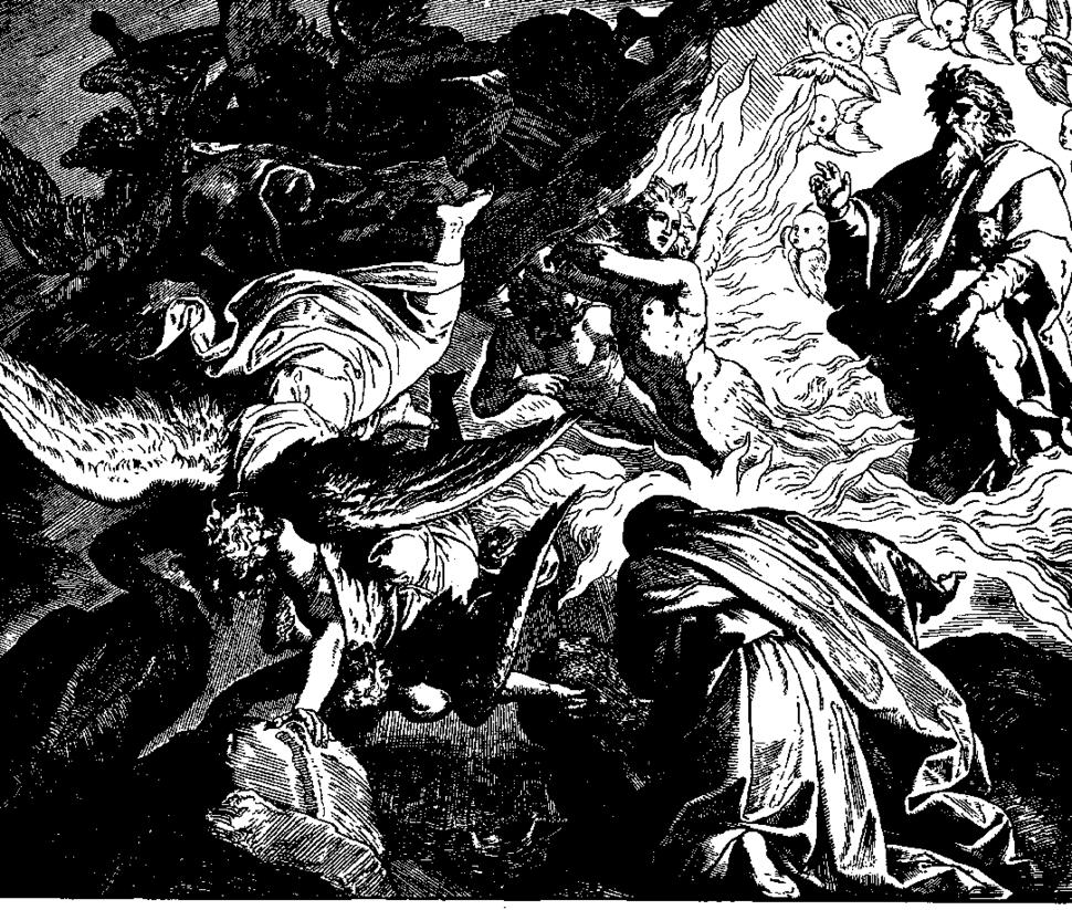 Schnorr von Carolsfeld Bibel in Bildern 1860 117