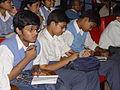 School Students - Kolkata 2004-12-17 03686.JPG