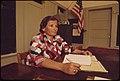 Schoolteacher at Leakey, Texas, Facing Her Class, near San Antonio 05-1973 (3703573699).jpg