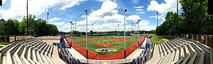 Schoonover Stadium - Image: Schoonover Stadium panorama 2015