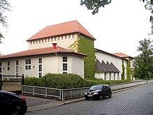 Schuppen Eberswalde haus schwärzetal