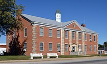 Schuyler County Missouri Courthouse 20151003-028.jpg