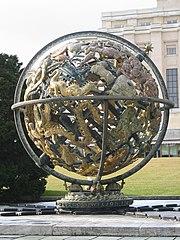 The Celestial Sphere Woodrow Wilson Memorial