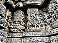 Sculptures on Hoysaleswara temple - 5.jpg