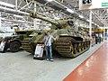 Sd Kfz 182 Panzerkampfwagen VI Ausf B (Tiger 2) (4535989425).jpg