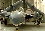 Sea Vixen FAW.2, Imperial War Museum, Duxford. (34036134473).jpg
