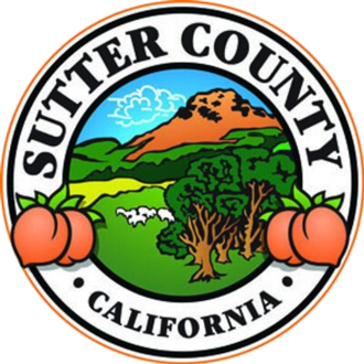 Sutter County, California - Image: Seal of Sutter County, California