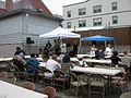 Seattle Bon Odori 2007 beer garden 01.jpg
