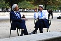 Secretary Kerry Chats With Special Envoy for Israeli-Palestinian Negotiations Indyk.jpg