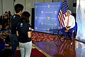Secretary Kerry Listens to Questions From Attendees at a YSEALI Sea and Earth Advocate Camp (28547376386).jpg