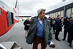 Secretary Kerry Prepares to Visit an Arctic Research Station in Norway (27093997264).jpg