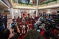 Secretary Pompeo Participates in Press Availability in Montenegro (48844263841).jpg
