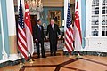 Secretary Tillerson Meets With Singaporean Foreign Minister Balakrishnan (33595485075).jpg