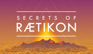 <i>Secrets of Rætikon</i> video game