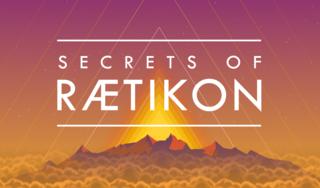 <i>Secrets of Rætikon</i> Video game published by Broken Rules
