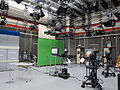 Sede rai di firenze, studio televisivo del telegiornale regionale 05.JPG