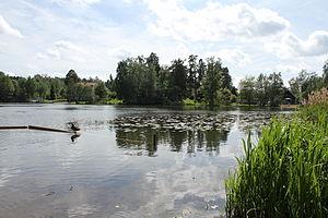 Segersjö - Image: Segersjön, juni 2011b