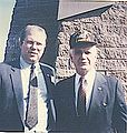 Senator Billy Davis and General William Westmoreland at the Capital in Phoenix Arizona.jpg