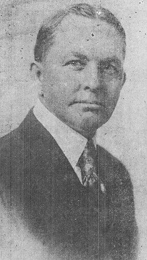 Fred Sutter - Image: Senator Fred Sutter