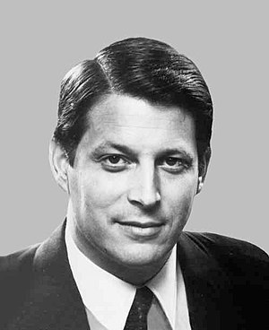 Al Gore - Gore during his congressional years
