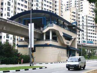 Bukit Panjang - The Bukit Panjang LRT Line
