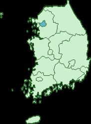 Seul – Mappa