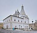 Serpukhov VladychnyMonastery StGeorgeChurch 003 3635.jpg