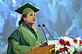 Shabana Azmi at 11th convocation of BRAC University (01).jpg