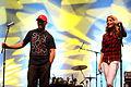 Shay Carl & Grace Helbig VidCon 2012 on Stage 04.jpg