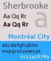 Sherbrooke-font-plain128x154.png
