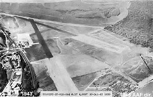 Sherman Army Airfield - Sherman Army Airfield, 10 October 1943