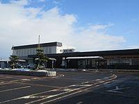 Shibata Station in January 2015.JPG